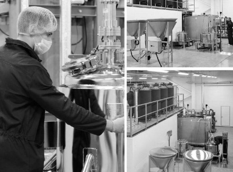 FDA・GMP認証済み工場で製造